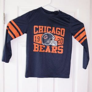 Chicago Bears NFL Kid's Long Sleeve Shirt 14/16